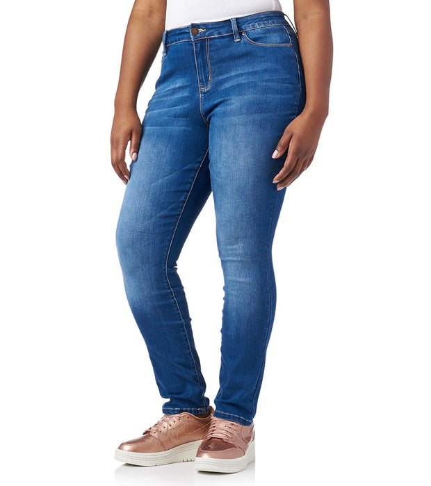 Essentials  Plus No Muffin Jeans  Blue - EP747120-M02 | Jimmy Jazz