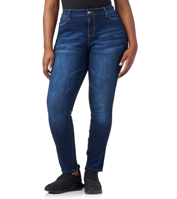 Essentials  PLUS NO MUFFIN JEAN  Blue - EP747120-S02 | Jimmy Jazz