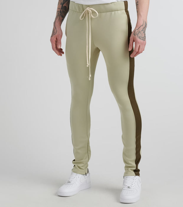 Eptm  Neon Tape Track Pants  Beige - EP9204-MAT | Jimmy Jazz