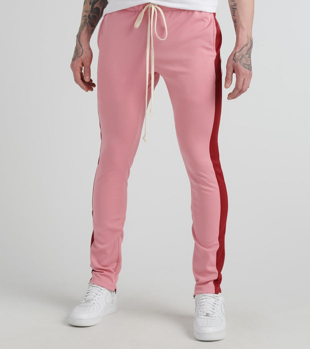 Eptm  Neon Tape Track Pants  Pink - EP9206-RDV | Jimmy Jazz