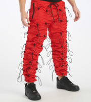 Eptm  Accordion Pants  Red - EP9233-RED | Jimmy Jazz