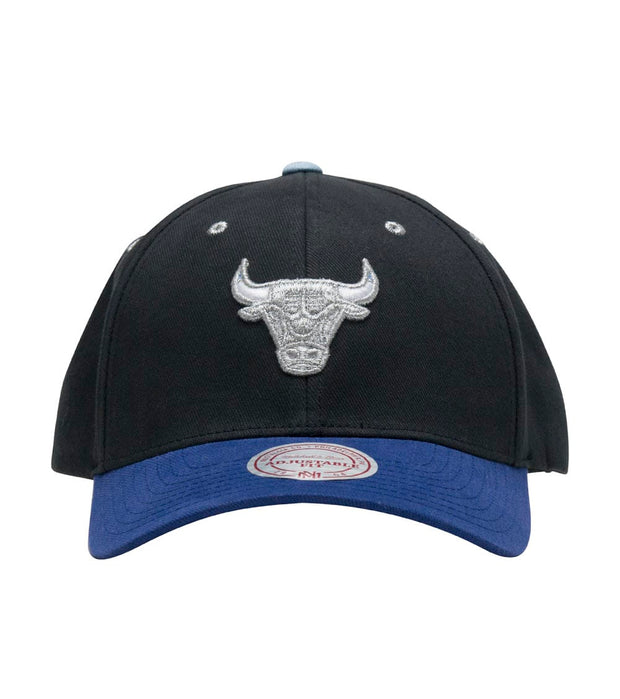 Mitchell And Ness  Bulls Flexfit Snapback  Black - EZZ06BLU5BULLS | Jimmy Jazz