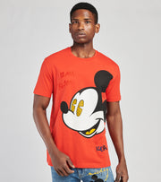 Iceberg  Mickey Bling Eyes Tee  Red - F0246301-4729 | Jimmy Jazz