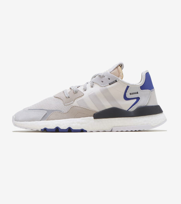 Adidas  Nite Jogger  White - F34124 | Jimmy Jazz