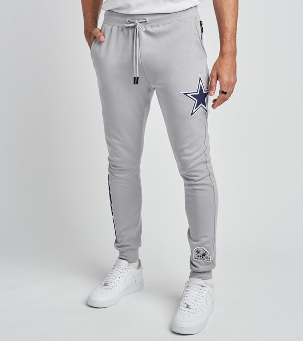 Pro Standard  Cowboy Fleece Logo Joggers  Grey - FDC440143-GRY | Jimmy Jazz