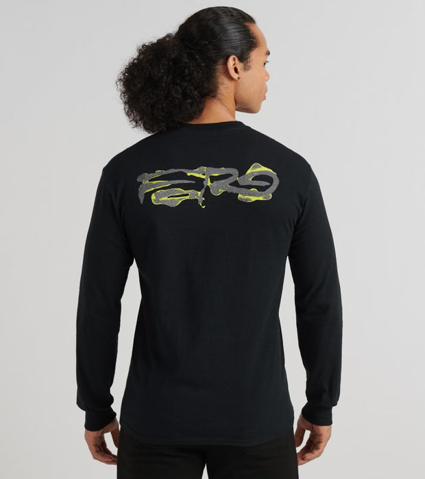 FERG  FERG Long Sleeve Tee  Black - FERGLONGSLEEVE | Jimmy Jazz