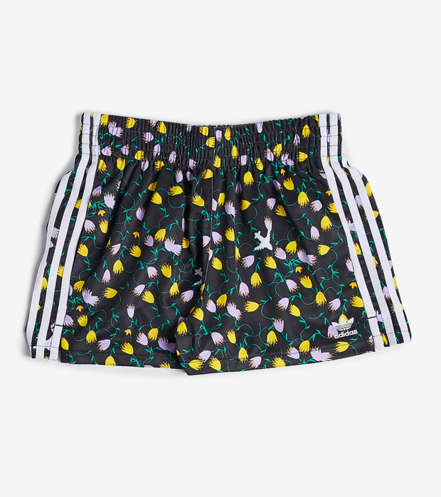 Adidas  Belllista Floral All Over Print Shorts  Multi - FL4111-997 | Jimmy Jazz