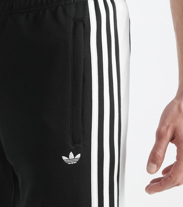 Adidas  3 Stripe Wrap Track Pants  Black - FM1528-001 | Jimmy Jazz