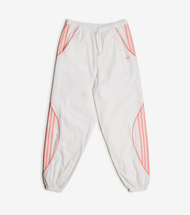 Adidas  Recycled Track Pants  White - FM1933-100 | Jimmy Jazz
