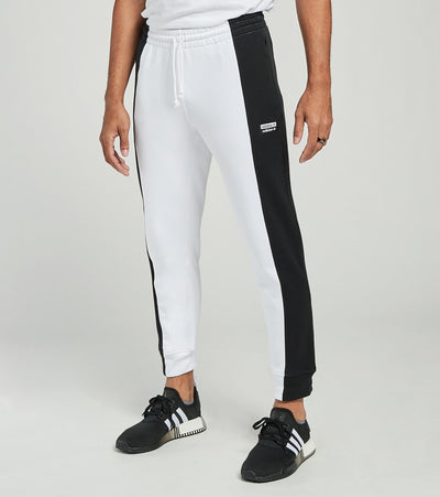 Adidas  Drawstring Sweatpants  White - FM2294-100 | Jimmy Jazz