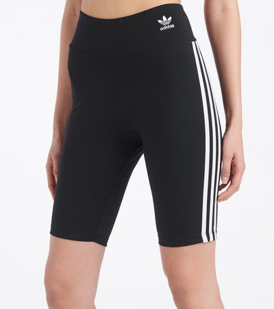 Adidas  3 Stripe Bike Short  Black - FM2574-001 | Jimmy Jazz