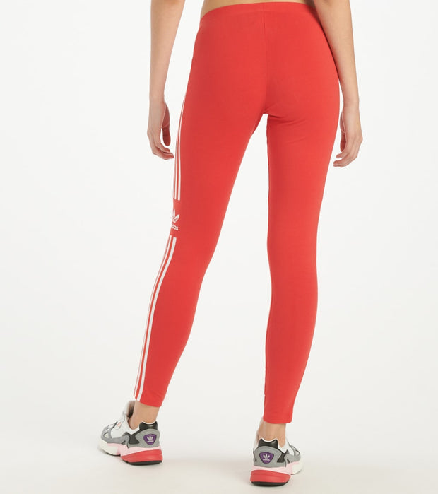 Adidas  Trefoil Tights  Red - FM3309-621 | Jimmy Jazz