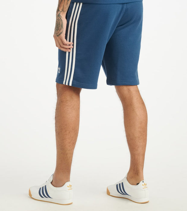 Adidas  3 Stripe Shorts  Navy - FM3806-400 | Jimmy Jazz