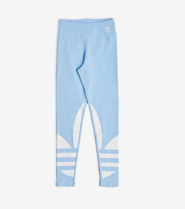 Adidas  Big Trefoil Tights  Blue - FQ6820-450 | Jimmy Jazz