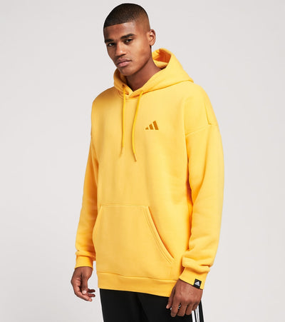 Adidas  Heavy Fleece Winter Hoodie  Gold - FR6601-714 | Jimmy Jazz