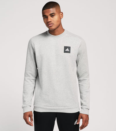 Adidas  MHS Stadium Crewneck  Grey - FR7164-035 | Jimmy Jazz