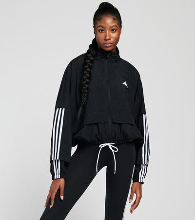 Adidas  Track Jacket  Black - FS2430-001 | Jimmy Jazz