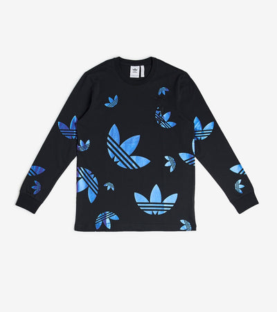 Adidas  Long Sleeve Zen  Black - FS7340-001 | Jimmy Jazz