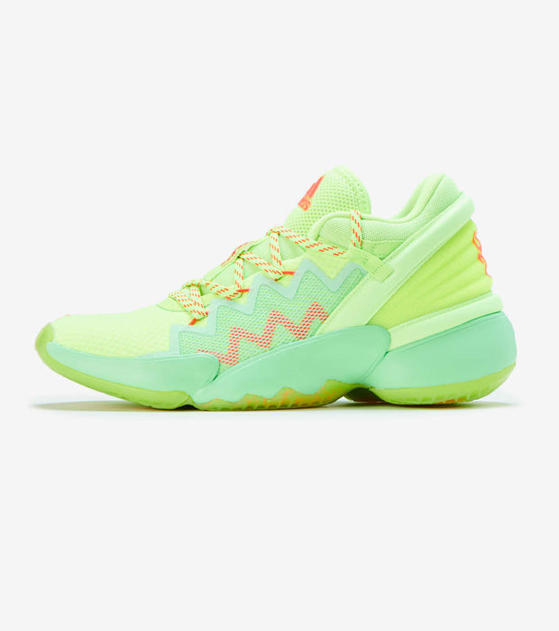 Adidas  D.O.N. Issue 2 Spida Sense  Green - FU7385 | Jimmy Jazz
