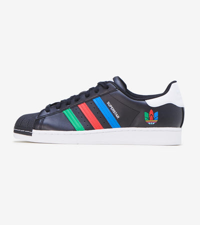 Adidas  Superstar  Black - FU9520 | Jimmy Jazz