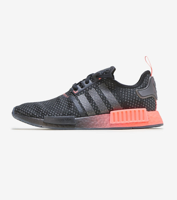 Adidas  NMD R1  Black - FV1738 | Jimmy Jazz