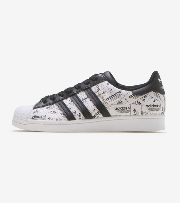Adidas  Superstar Print  White - FV2819 | Jimmy Jazz