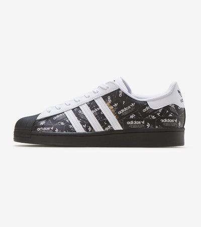 Adidas  Superstar Print  Black - FV2820 | Jimmy Jazz