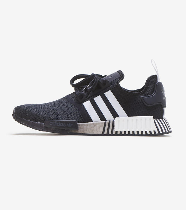 Adidas  NMD R1  Black - FV3649 | Jimmy Jazz