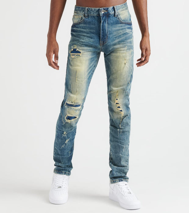 Decibel  Daem Jean - L32  Blue - FW19941L32-CBL | Jimmy Jazz
