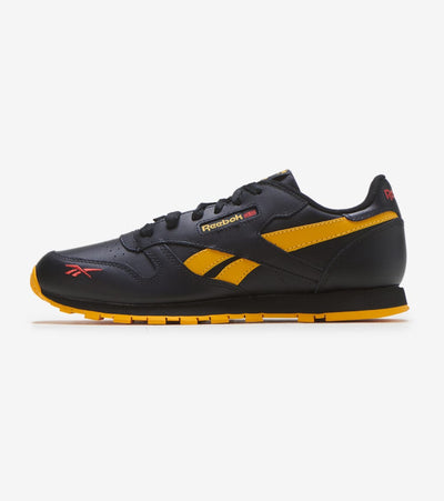 Reebok  Classic Leather  Black - FW2271 | Jimmy Jazz