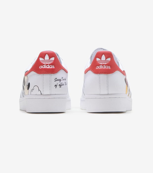 Adidas  Superstar Mickey  White - FW2901 | Jimmy Jazz