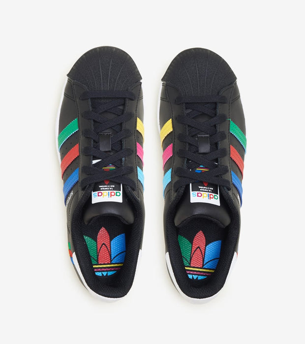 Adidas  Superstar  Black - FW5235 | Jimmy Jazz