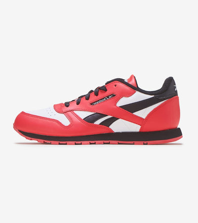 Reebok  Classic Leather  Red - FW6824 | Jimmy Jazz
