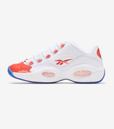 Reebok  Question Low  White - FX4999 | Jimmy Jazz