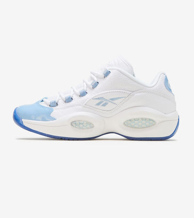 Reebok  Question Low  White - FX5000 | Jimmy Jazz