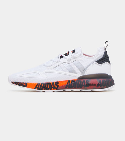 Adidas  ZX 2K Boost  White - FX7030 | Jimmy Jazz