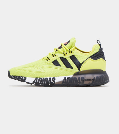 Adidas  ZX 2K Boost  Green - FX7031 | Jimmy Jazz