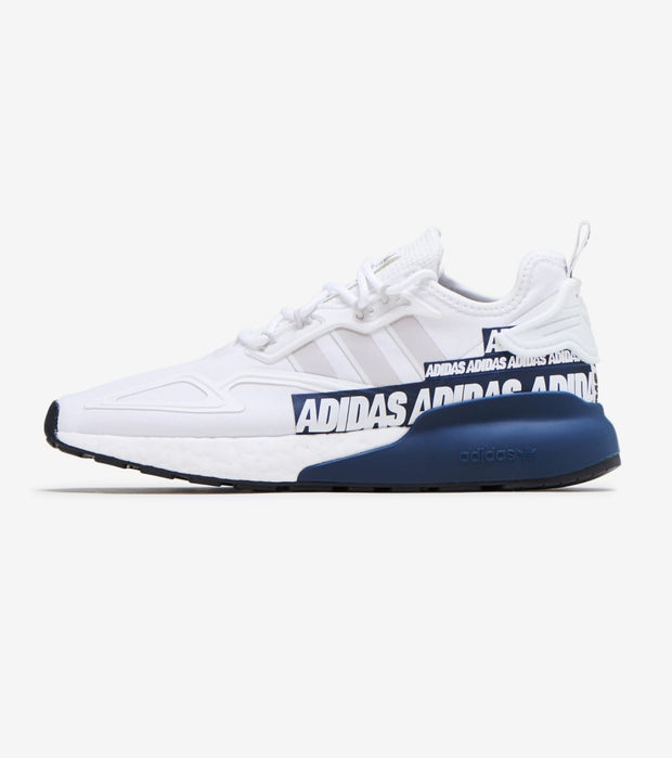 Adidas  ZX 2k Boost  White - FX7036 | Jimmy Jazz