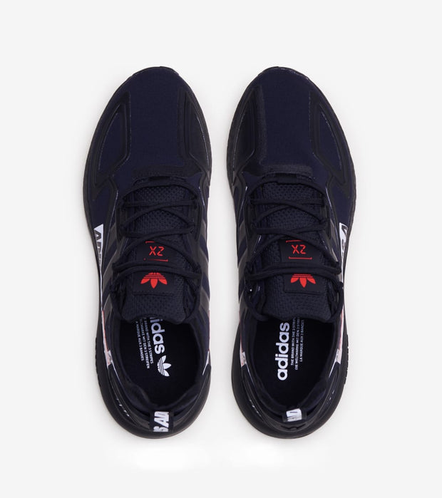 Adidas  ZX 2K Boost  Black - FX7038 | Jimmy Jazz