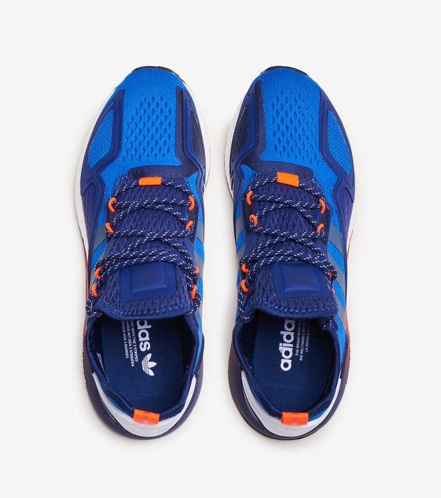 Adidas  ZX 2K Boost  Blue - FX8836 | Jimmy Jazz