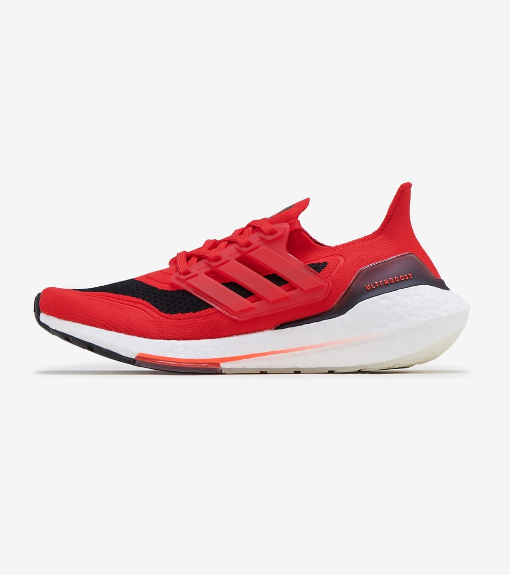 Adidas  Ultraboost 21  Red - FY0387 | Jimmy Jazz