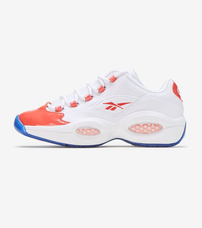 Reebok  Question Low  White - FY2344 | Jimmy Jazz