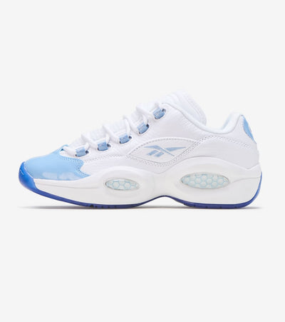 Reebok  Question Low  White - FY2345 | Jimmy Jazz