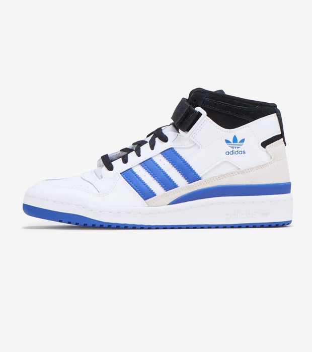 Adidas  Forum Mid  White - FY6796 | Jimmy Jazz