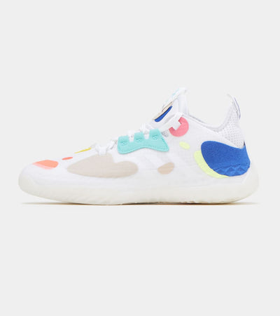 Adidas  Harden Volume 5  White - FZ1071 | Jimmy Jazz