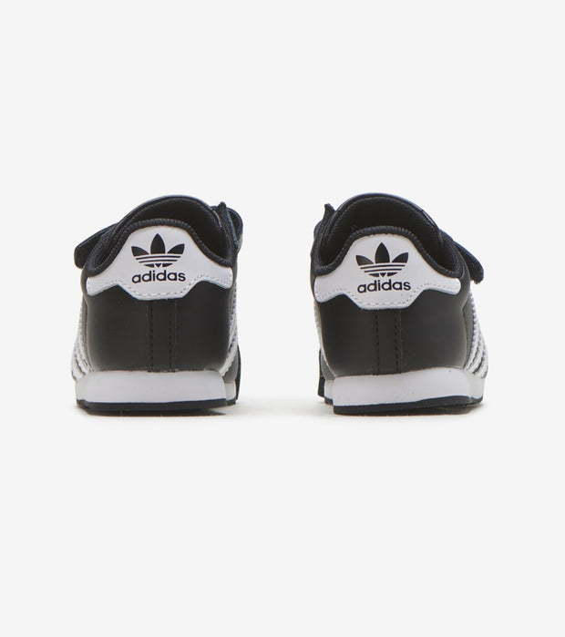 Adidas  SAMOA SNEAKER  Black - G22612 | Jimmy Jazz