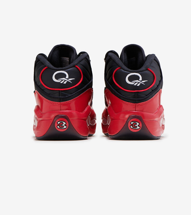 Reebok  Question Mid Street Sleigh  Red - G57551 | Jimmy Jazz