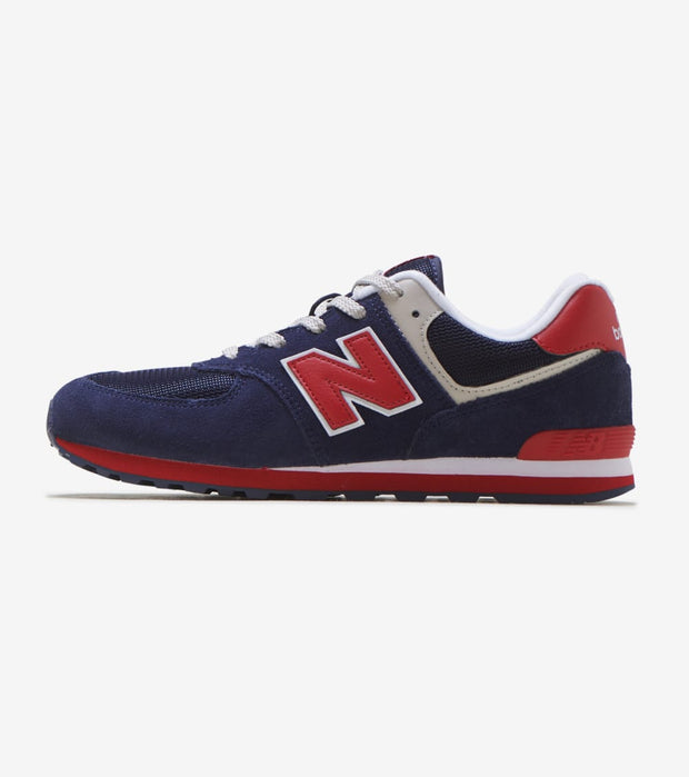 New Balance  574  Navy - GC574MUA | Jimmy Jazz