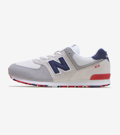 New Balance  574  Grey - GC574UJD | Jimmy Jazz