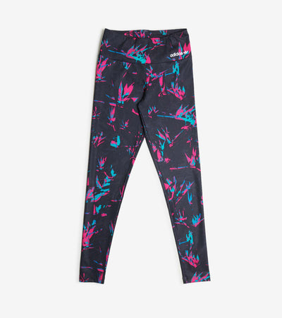 Adidas  Tech All Over Print Leggings  Multi - GC8758-997 | Jimmy Jazz